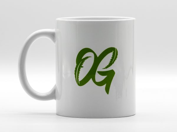 OG Only Green CBD Coffee Mug
