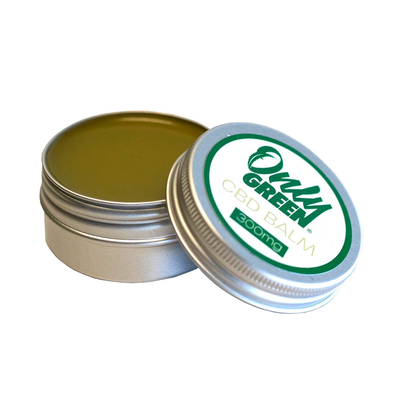 Only Green 300mg CBD Balm Tub