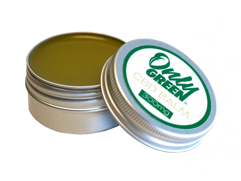 Only Green CBD Balm Product
