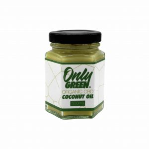 Only Green Organic 500mg CBD Coconut Oil