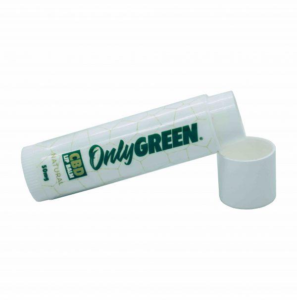 Only Green Natural CBD Lip Balm